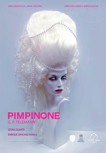 Pimpinone by Marta Eguilior